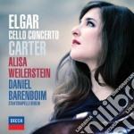 Conc. per vlc cd musicale di Weilerstein/barenboi