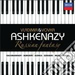 Russian fantasy cd musicale di Ashkenazy