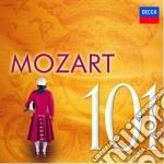 Mozart 101 cd musicale di Artisti Vari