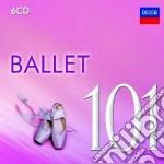 Ballet 101 cd musicale di Artisti Vari