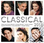 The classical album 2012 cd musicale di Artisti Vari