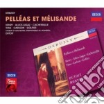 Pelleas et melisande cd musicale di Dutoit