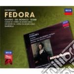Fedora cd musicale di Monaco Oliviero/del
