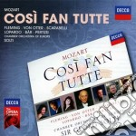 Cosi fan tutte cd musicale di Fleming/solti
