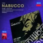 Nabucco cd musicale di Gobbi/suliotis