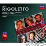 Rigoletto cd musicale di Pavarotti/nucci