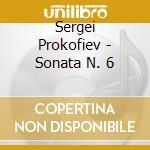 Sonata n. 6 cd musicale di Abduraimov