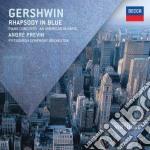 Rapsodia in blu cd musicale di Premin/pso