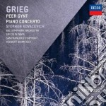 Peer gynt suite/conc. pf. cd musicale di Kovacevich/davis