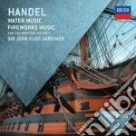 Handel - Musica Per I Fuochi/musica - Gardiner/ebo cd musicale di Gardiner/ebo