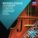 Concerto per violino cd musicale di Chung/dutoiot/osm