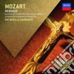 Mozart - Requiem - Marriner/asmf cd musicale di Marriner/asmf