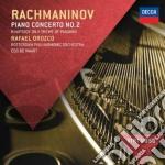 Concerto per pf. n.2 cd musicale di Orozco