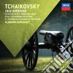 Overture 1812 cd musicale di Ashkenazy/rpo