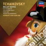 Balletti celebri (suites) cd musicale di Karajan/wp