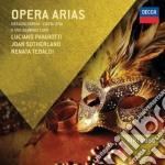 Celebri arie d'opera cd musicale di Pavarotti/sutherland