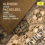 Pachelbel - Canone In Re + Brani Celeb - Pinnock/ec cd musicale di Pinnock/ec