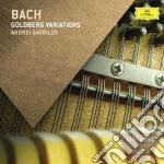 Variazioni goldberg cd musicale di Gavrilov