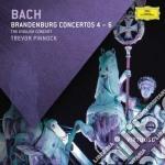 Bach - Brandenburg Concertos Nos. 4-6 - Pinnock cd musicale di Pinnock/ec