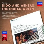 Dido and aeneas/the indian cd musicale di Bott/kirkby/hogwood