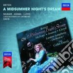 Sogno di una notte di mezz cd musicale di Mcnair/asawa/davis