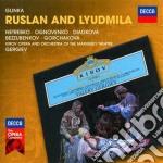 Ruslan and ludmila cd musicale di Netrebko/gorchakova/
