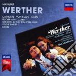 Werther cd musicale di Stade/d Carreras/von