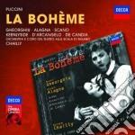 La boheme cd musicale di Gheorghiu/alagna/cha
