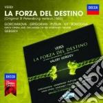 La forza del destino cd musicale di Gorchakova/grigorin/