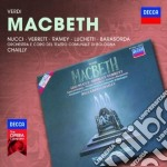 Macbeth cd musicale di Nucci/verret/chailly