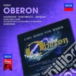 Oberon cd musicale di Kaufmann/gardiner