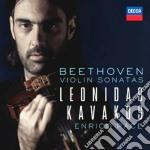 Sonate per vl e pf. comple cd musicale di Kavakos/pace