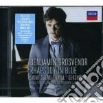 Gershwin - Rapsodia In Blu - Grosvenor cd musicale di Grosvenor