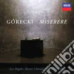 Miserere cd musicale di Los angeles master c