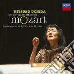 Concerto per pf n. 9 e 21 cd musicale di Uchida