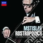 Mstislav rostropovich-the cd musicale di Rostropovich