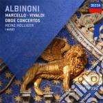 Concerto per oboe cd musicale di Holliger