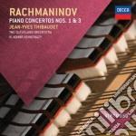 Concerti per pf. n. 1 e n. cd musicale di Thibaudet/askenazy