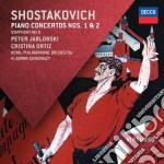 Conc. pf n. 1 e 2/sinf. 9 cd musicale di Jablonski/ortiz/ashk