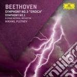 Beethoven - Sinfonie N. 1 E 3 Eroica