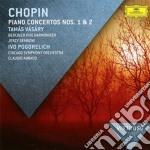 Chopin - Concerti Per Pianoforte N. - Pogorelich/vasary cd musicale di Pogorelich/vasary