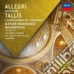 Capolavori corali del rina cd musicale di Artisti Vari