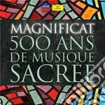 Magnificat: capolavori per cd musicale di Artisti Vari