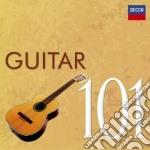 101 guitar cd musicale di Artisti Vari