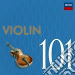 101 violin cd musicale di Artisti Vari