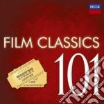 101 film classics cd musicale di Artisti Vari
