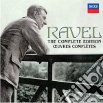 Ravel complete edition cd musicale di Artisti Vari