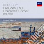 Preludes i & ii/children's cd musicale di Kocsis