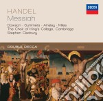 Messiah cd musicale di Cleobury