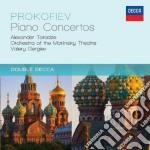 Concerti per pianoforte cd musicale di Toradze/gergiev